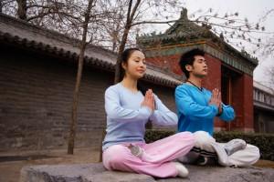 Meditasi Khonghucu